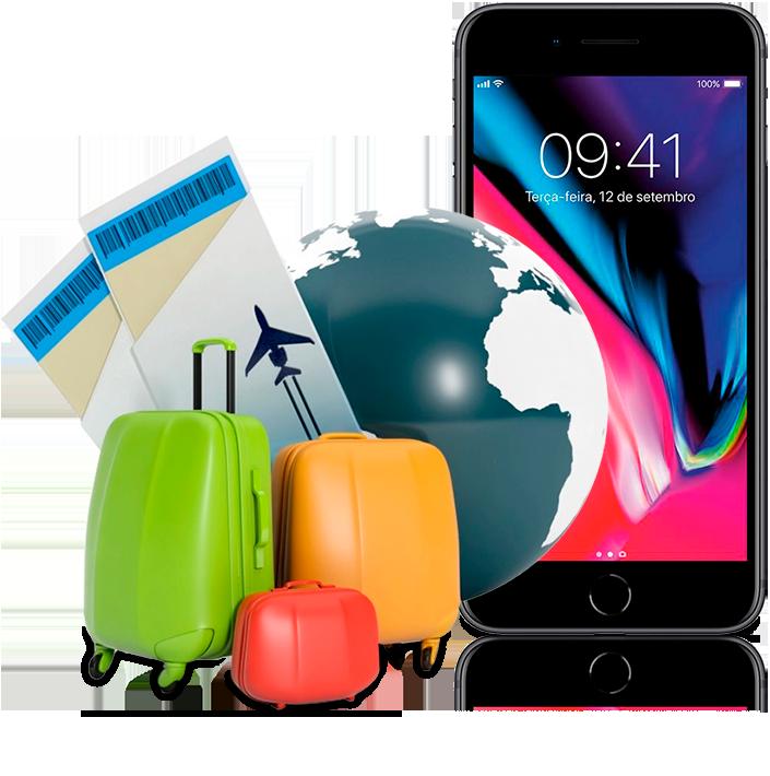 Sorteio de viagens, iPhone e mais